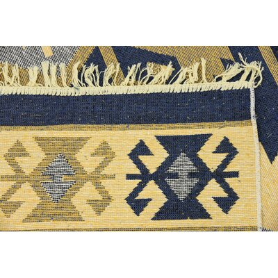 Izidora Rectangle Cream Area Rug Rug Size: 67 x 94