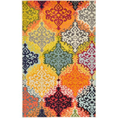 Killington Area Rug Rug Size: 33 x 53