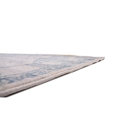 Plaisance Beige Area Rug Rug Size: Rectangle 9 x 12