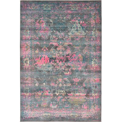 Charlena Area Rug Rug Size: Rectangle 6 x 9