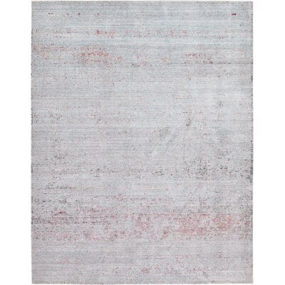 Danbury Gray Area Rug Rug Size: Rectangle 9 x 12
