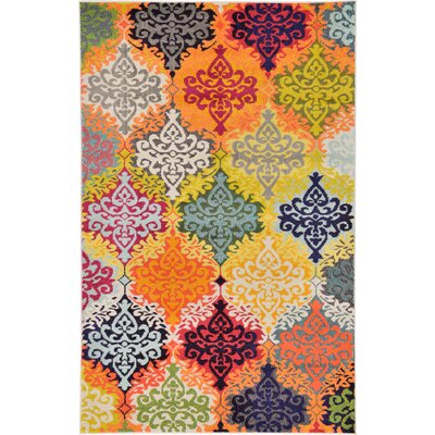 Killington Area Rug Rug Size: Round 6