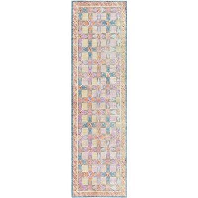 Rune Area Rug Rug Size: Runner 27 x 91