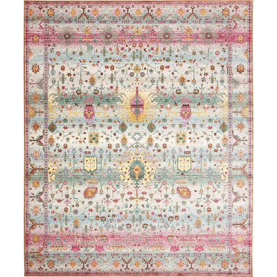 Bradford Area Rug Rug Size: Rectangle 7 x 910