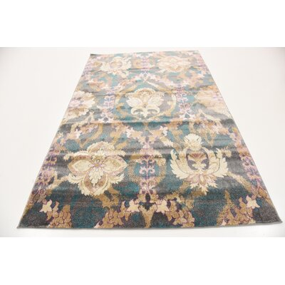 Sepe Gray Area Rug