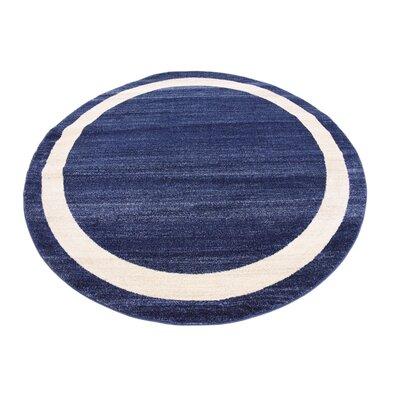 Christi Blue/Beige Area Rug Rug Size: Rectangle 10 x 13
