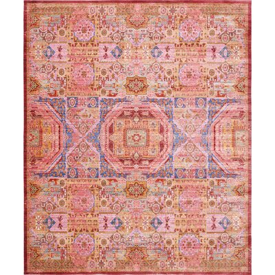 Rune Peach Area Rug Rug Size: 13 x 165