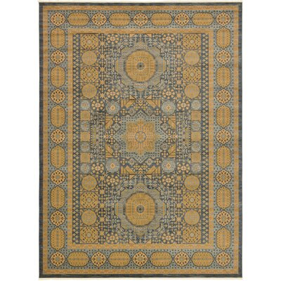 Laurelwood Brown Area Rug Rug Size: Round 8