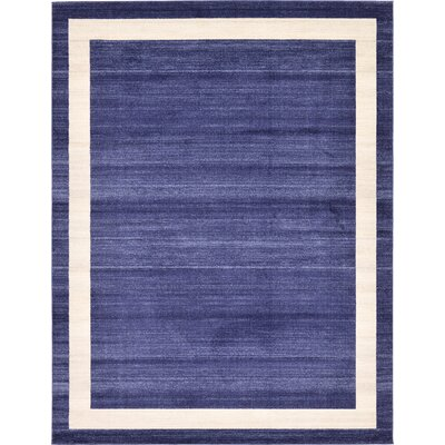 Christi Blue/Beige Area Rug Rug Size: 9 x 12