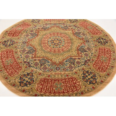 Laurelwood Beige Area Rug Rug Size: Rectangle 10'6