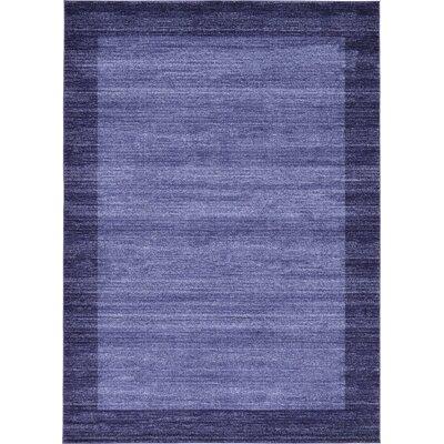 Christi Blue Area Rug Rug Size: 3 x 5