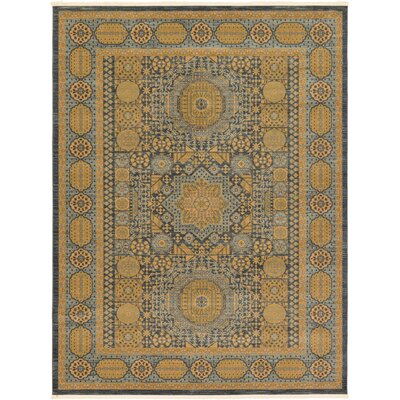 Laurelwood Brown Area Rug Rug Size: 9 x 12