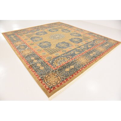 Laurelwood Brown Area Rug