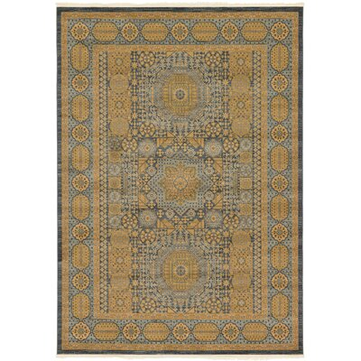 Laurelwood Brown Area Rug Rug Size: 7 x 10