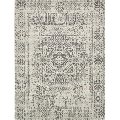 Marelle Beige Area Rug Rug Size: Rectangle 9 x 12