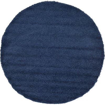 Falmouth Area Rug Rug Size: Round 6