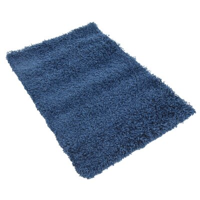 Falmouth Navy Blue Area Rug Rug Size: Rectangle 22 x 6