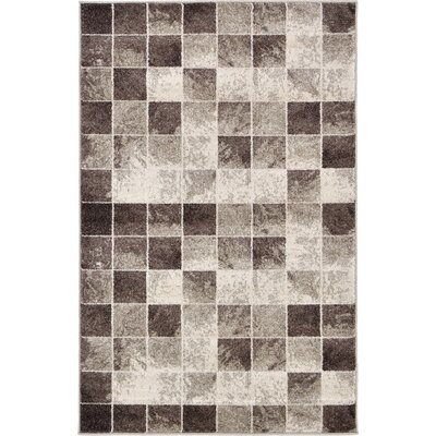 Silverheels Light Brown Area Rug Rug Size: Rectangle 33 x 53