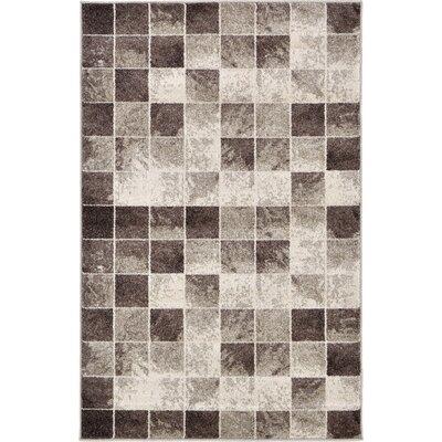 Silverheels Light Brown Area Rug Rug Size: 33 x 53
