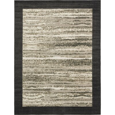 Konrad Beige Indoor/Outdoor Area Rug Rug Size: Rectangle 9 x 12
