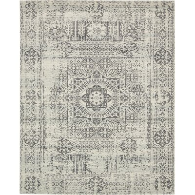 Marelle Beige Area Rug Rug Size: Rectangle 8 x 10