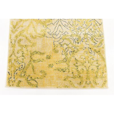 Baytown Cream Area Rug Rug Size: 33 x 53