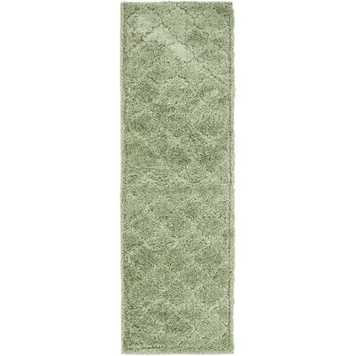 Easterling Green Area Rug Rug Size: Rectangle 6'6