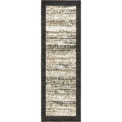 Leiters Beige Indoor/Outdoor Area Rug Rug Size: Runner 2 x 6