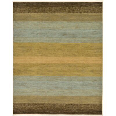 Simsbury Brown Area Rug Rug Size: Rectangle 8 x 10
