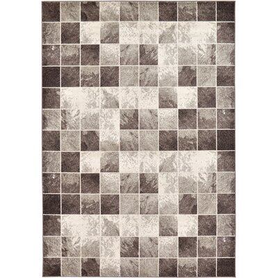 Silverheels Light Brown Area Rug Rug Size: 7 x 10