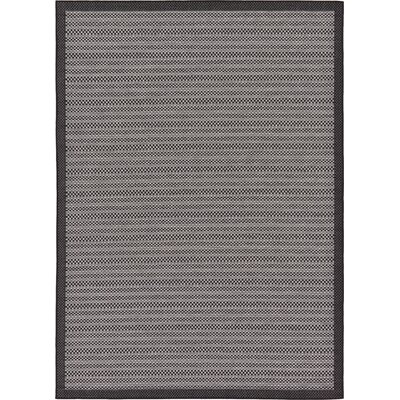 Dakota Gray Outdoor Area Rug Rug Size: Rectangle 7 x 10