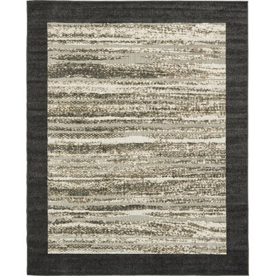 Konrad Beige Indoor/Outdoor Area Rug Rug Size: Rectangle 8 x 10