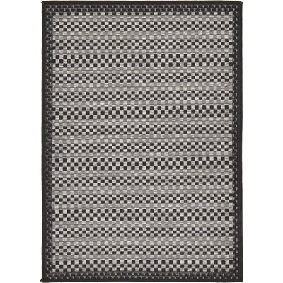 Dakota Gray Outdoor Area Rug Rug Size: Rectangle 22 x 3