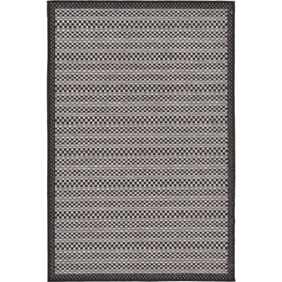 Dakota Gray Outdoor Area Rug Rug Size: Rectangle 33 x 5