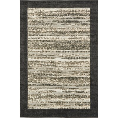 Leiters Beige Indoor/Outdoor Area Rug Rug Size: 6 x 9