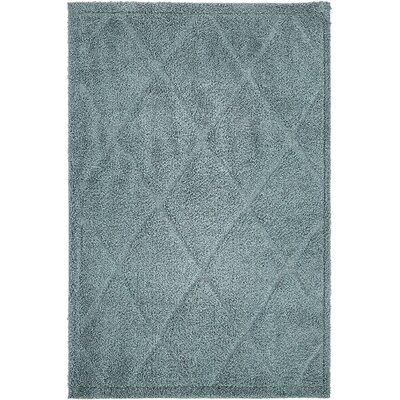 Catherine Light Blue Area Rug Rug Size: 4 x 6