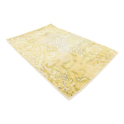 Baytown Cream Area Rug Rug Size: Rectangle 22 x 3