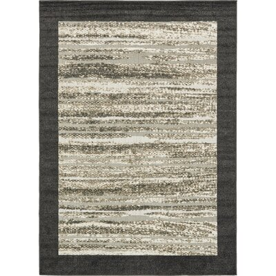 Leiters Beige Indoor/Outdoor Area Rug Rug Size: 7 x 10