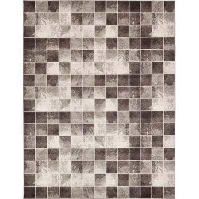 Silverheels Light Brown Area Rug Rug Size: Rectangle 7 x 10