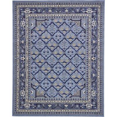 Katiranoma Blue Area Rug Rug Size: 8 x 10