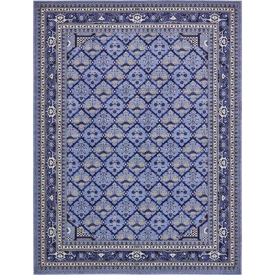 Katiranoma Blue Area Rug Rug Size: 10 x 13