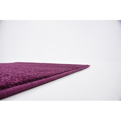 Sellman Violet Area Rug Rug Size: Runner 27 x 91