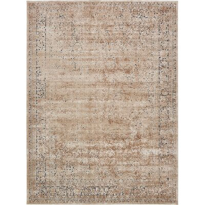 Abbeville Ivory Area Rug Rug Size: 9 x 12