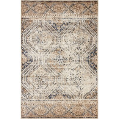Abbeville Beige Area Rug Rug Size: Rectangle 10 x 145