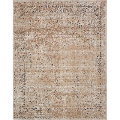 Abbeville Ivory Area Rug Rug Size: 8 x 10