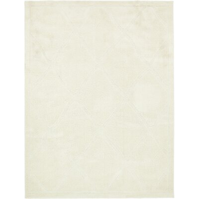 Chester Ivory Area Rug Rug Size: Rectangle 9 x 12