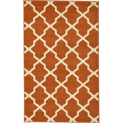 Moore Area Rug Rug Size: 33 x 53