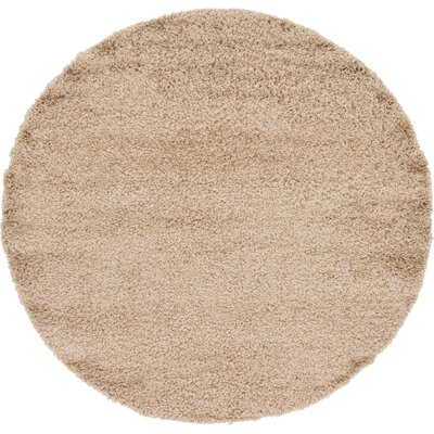 Lilah Area Rug Rug Size: Round 6