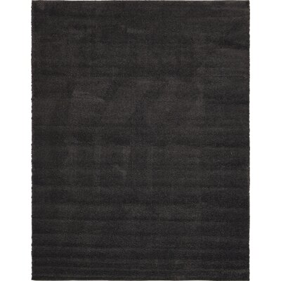 Sydnee Charcoal Area Rug Rug Size: Rectangle 22 x 3