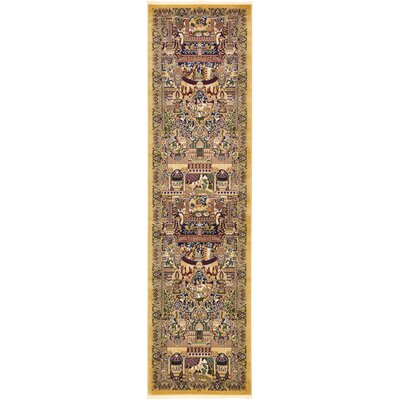 Altadena Area Rug Rug Size: Runner 33 x 13
